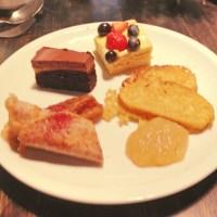 Vegan brunch at Laauma