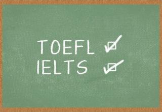 Préparation aux examens TOEFL, IELTS