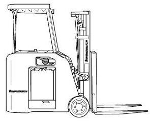 Jungheinrich Electric Reach Trucks ET Series Instructions