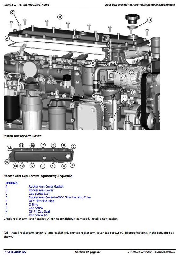 PowerTech 6068 Diesel Engine >130kW (174 hp) (Interim Tier