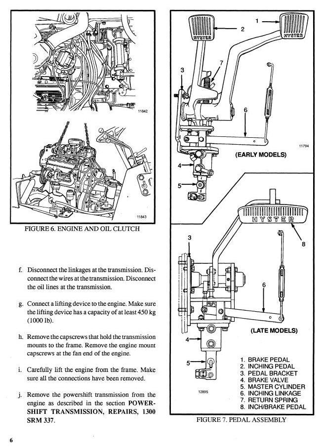 Hyster H70XL, H80XL, H90XL, H100XL, H110XL Forklift Truck