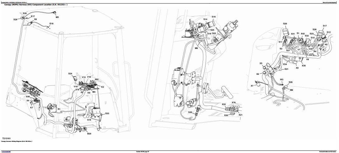 John Deere 310SG Backhoe, 315SG Side Shift Loaders