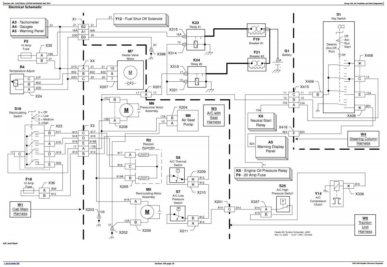 [DIAGRAM] Wiring Diagram For John Deere 720 FULL Version
