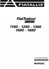 Fiat Tractors, Combines Service Repair Workshop Manual