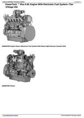 PowerTech (John Deere) OEM Engines Technical Service