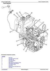 John Deere Compact Utility Tractors 2520 Series Repair