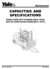 Yale Diesel, LPG Forklift Trucks Service Maintenance