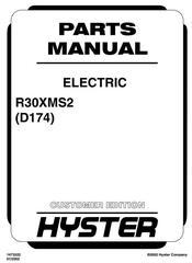 Hyster Reach, Stacker, Walker, Rider, Racker Service