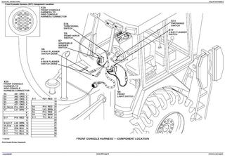 John Deere 310G Backhoe Loader Service Repair Technical