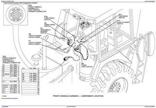 John Deere 410G Backhoe Loader Service Repair Technical