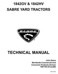 Sabre Yard and Garden Tractors Diagnostic, Tests
