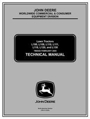 John Deere Lawn and Garden Tractors Diagnostic, Repair