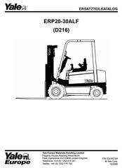 Yale Electric Forklift Trucks Service Maintenance, Repair
