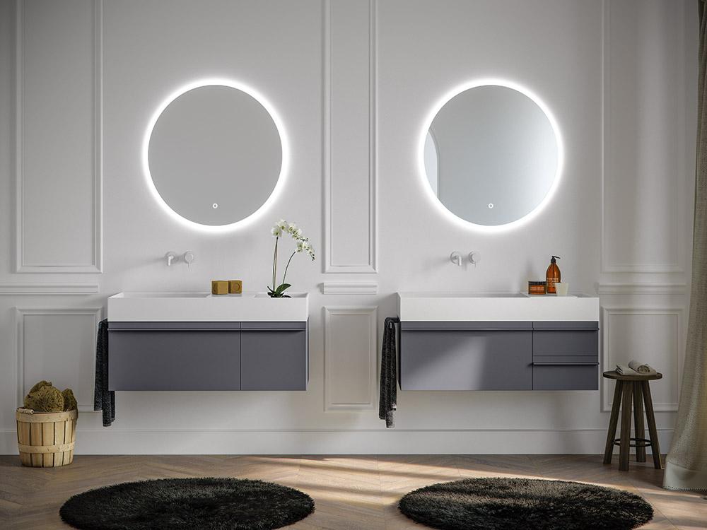 Posizionare le luci per illuminare il bagno la guida per valorizzare al meglio il tuo ambiente