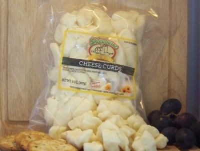 Cheese, curds, squeaky