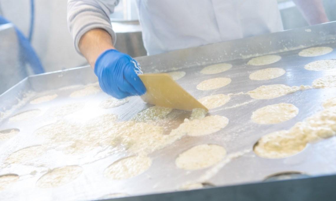ricotta maken, kaas maken