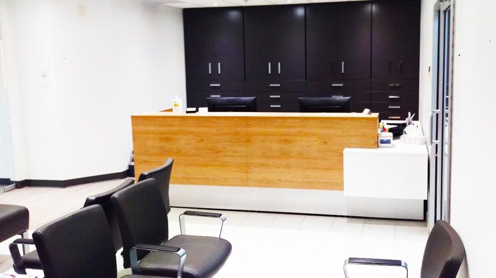 Entrepreneur bureaux dentistes