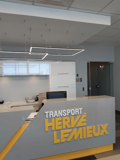 Transport Hervé Lemieux Accueil