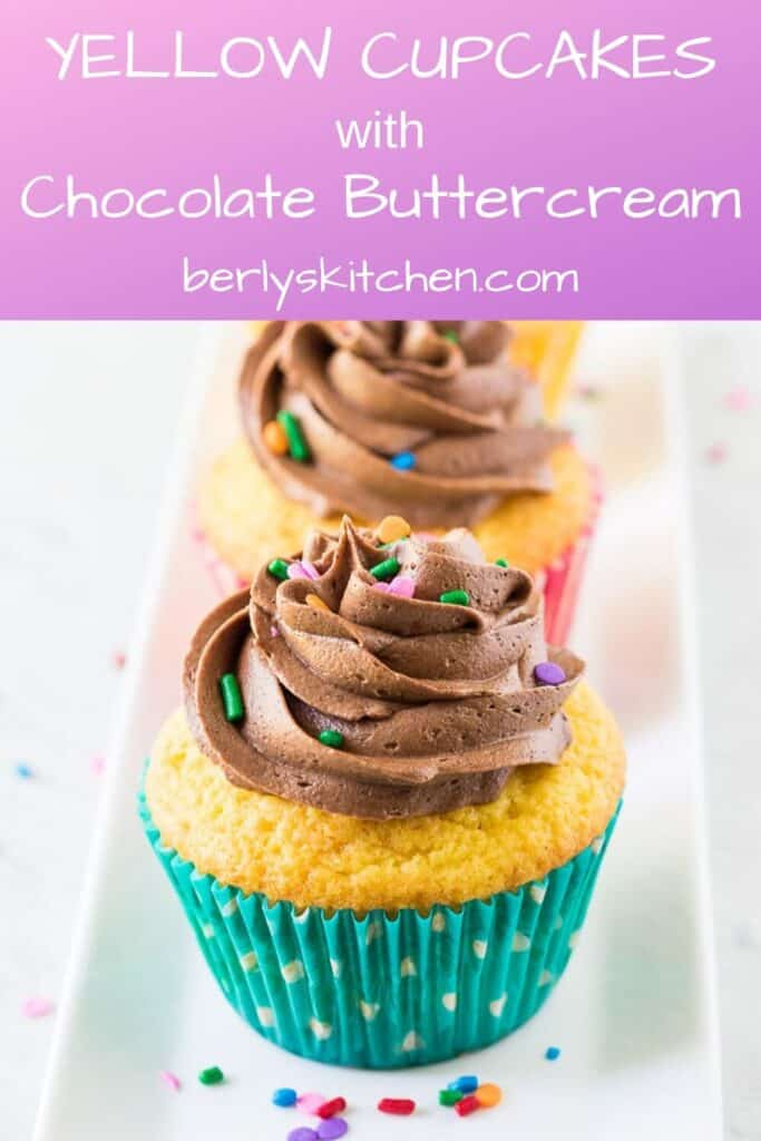 How Many Cupcakes In A Cake Mix : cupcakes, Cupcakes, Chocolate, Buttercream, Berly's, Kitchen