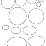Pola Lingkaran dan Oval