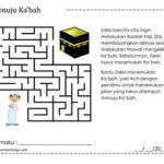 Maze: Menuju Ka'bah