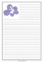 Notes Kelinci - Garis Putus