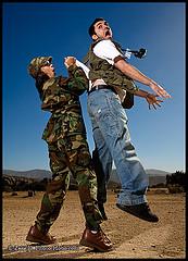 Military Press by Zeke K (flickr.com)
