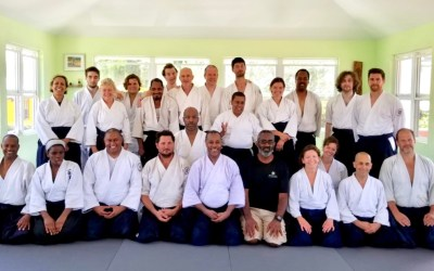 Photo | Donovan Waite Seminar Group Photo