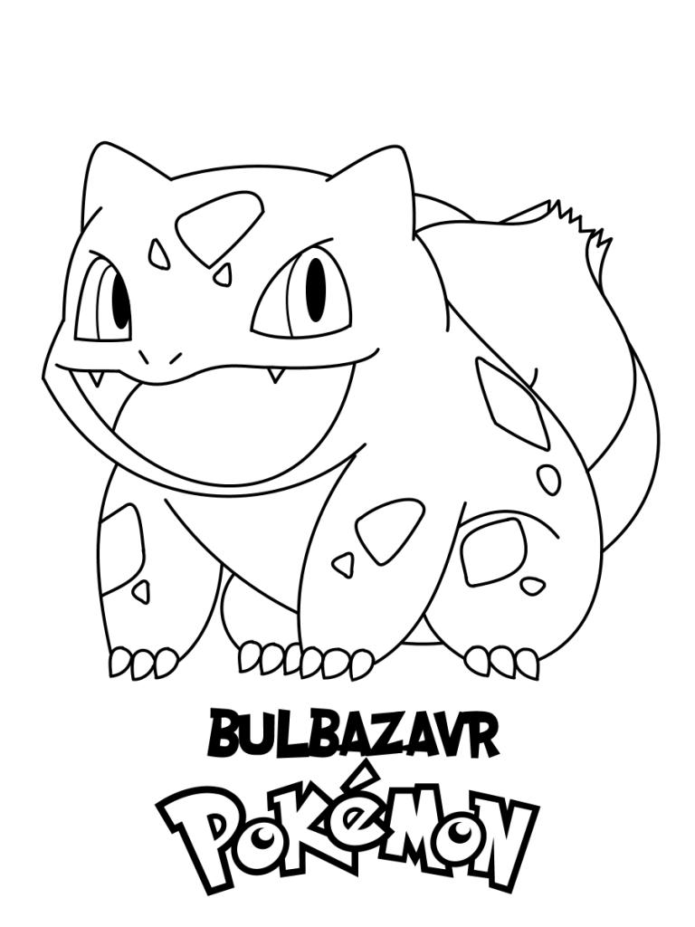 Coloriage Pokemon Felinferno