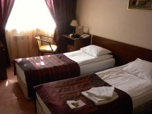 Russian Hotel Beds Bermuda Rover
