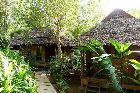 Resort cabins