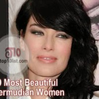 #Bermuda - Top 10 Most Beautiful #Bermudian Women