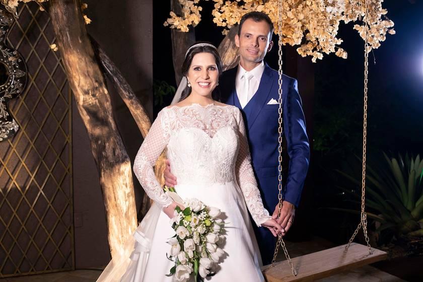 Casamento Gabriela El Haje Lobo & Henrique Rocha