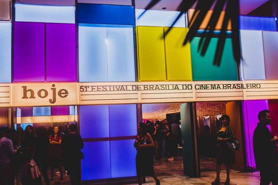 Festival de  Brasilia de Cinema  2018