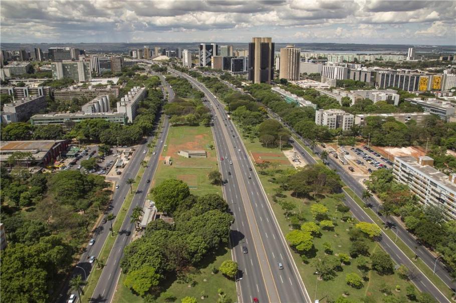Eixão de Brasília