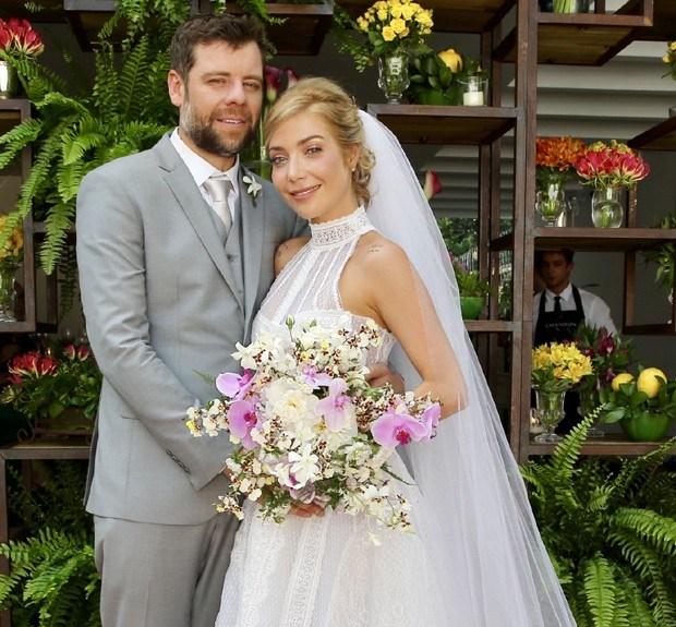 Casamento Luiza Possi e Cris Gomes