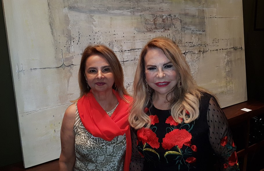 Exposição Antônia Célia Rubaiyat Brasília