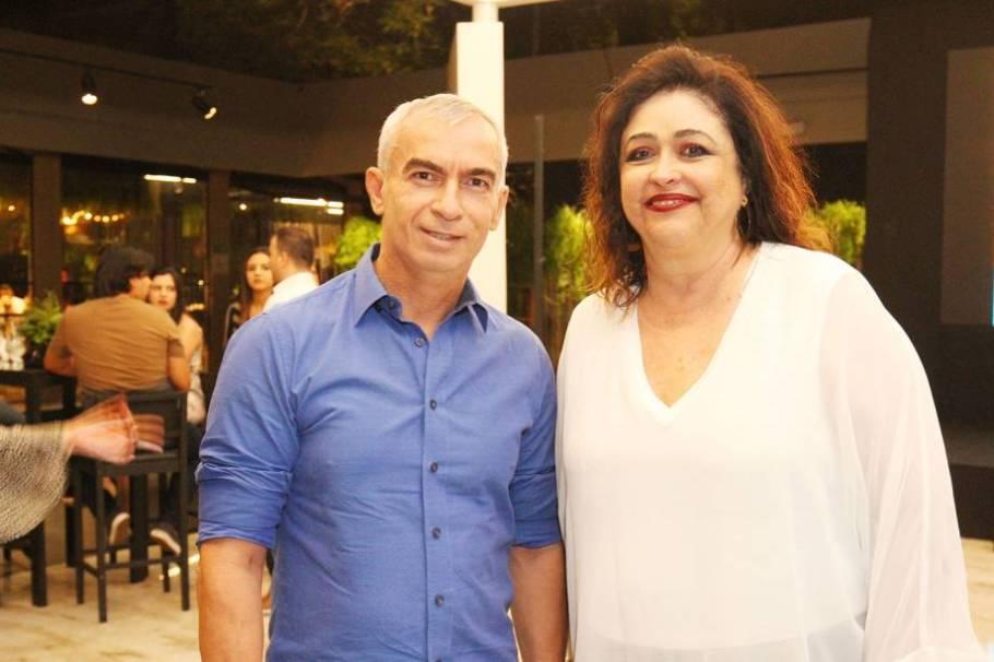 Antônio Prudêncio e Ângela Borsoi