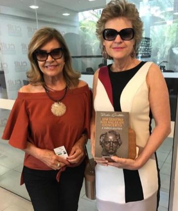Irene Borges e Bertha Pellegrino