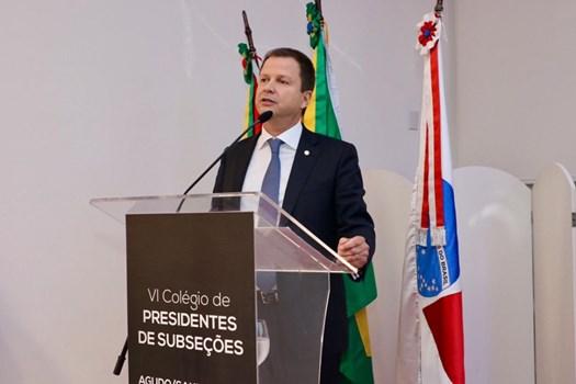 Claudio Lamachia, presidente da OAB Nacional