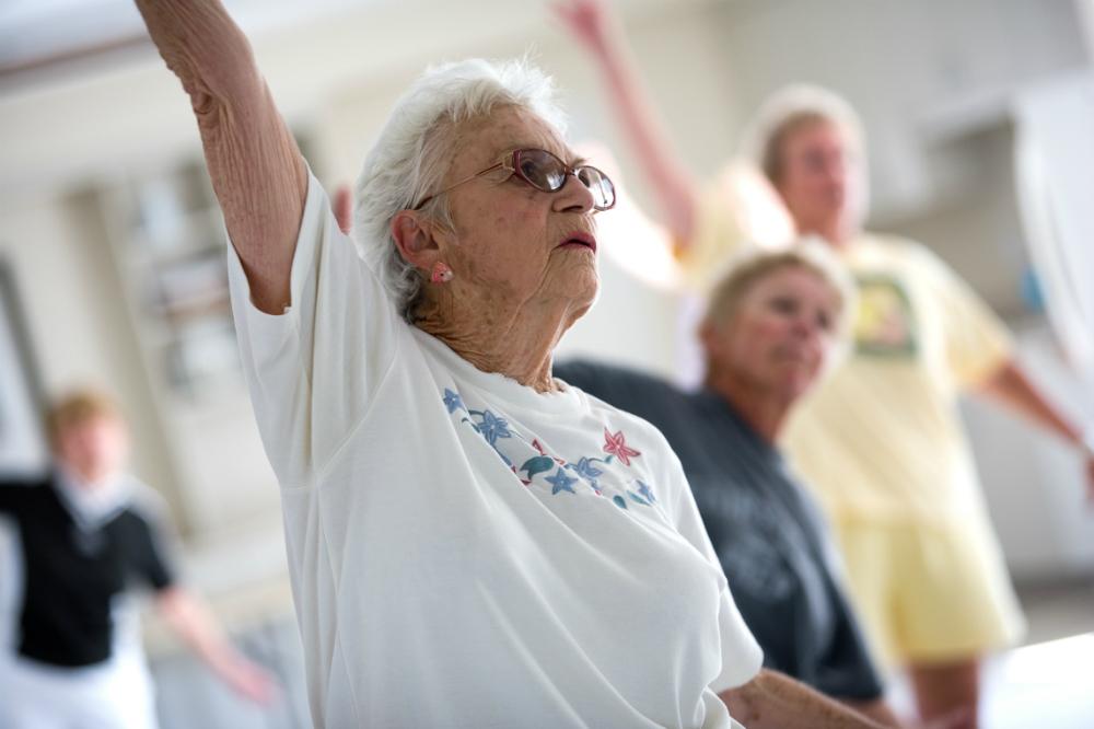 Exercícios físicos: remédio para retardar o Alzheimer