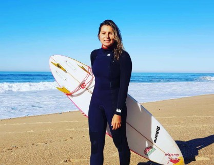 Surfista Maya Gabeira