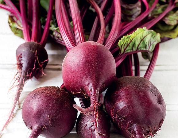 Vegetais roxos aliados do coração