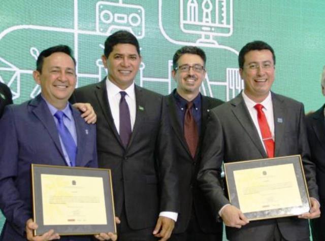OMC 2018 no Palácio do Planalto