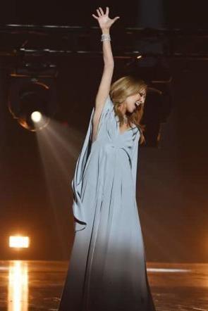 Celine Dion cantora