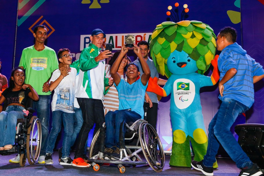 Paralimpiadas Escolares 2018
