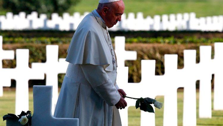 Dia de Finados Papa Francisco