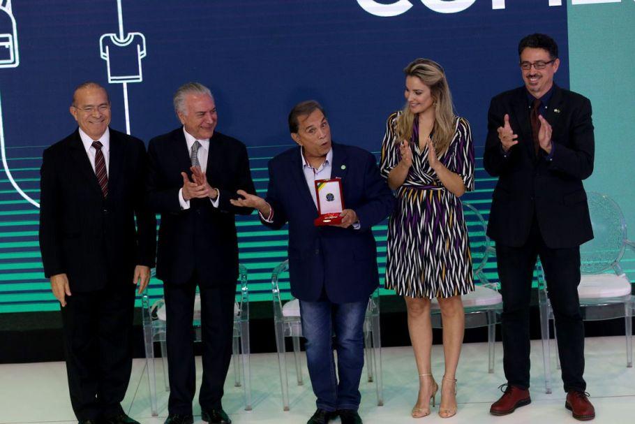 OMC 2018 Palácio do Planalto