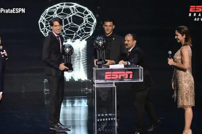 Melhores do Campeonato Brasileiro 2018