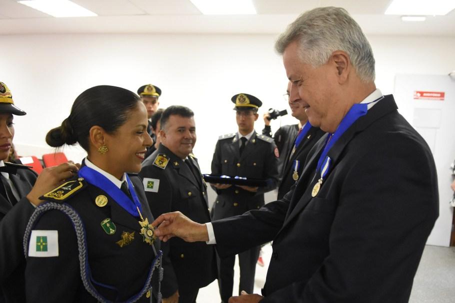 Medalha Mérito Segurança Pública